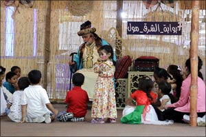 Bawabat Al Sharq Mall takes visitors back in time  with Ramadan Zaman