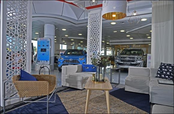 This Ramadan, experience IKEA at Al-Futtaim Toyota