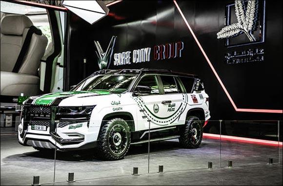 W Motors Joins Partner Iconiq Motors at World Intelligence Congress in Tianjin, China