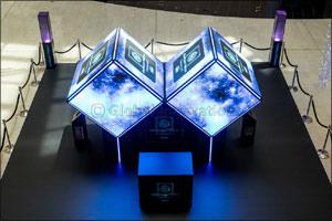 Quran Tech by Dubai Culture inspires  visitors at The Dubai Mall in a hi-tech way
