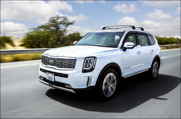 KIA Telluride Offers Rugged Luxury