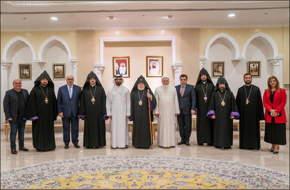 Supreme Armenian Patriarch Hails UAE as Global Model of  Peaceful Coexistence