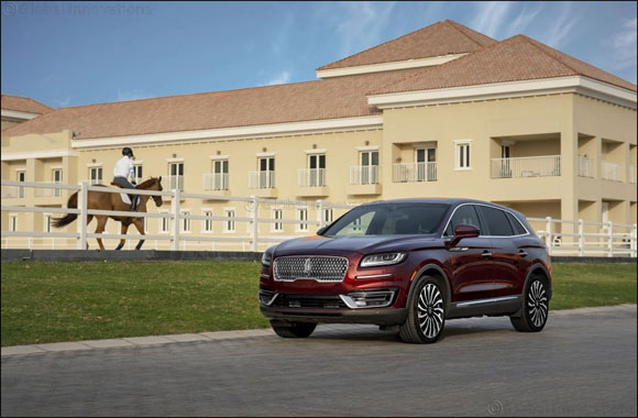 Al Tayer Motors launches Lincoln Nautilus in the UAE