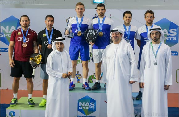 Dubai Municipality down Public Prosecution to retain NAS Wheelchair Basketball title