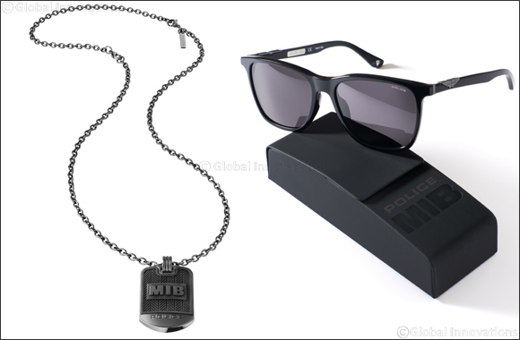 """Police Is the Official Eyewear in the Sony Pictures Film """"Men in Blacktm: International"""""""