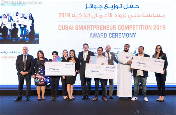 Meet the Winners of Smartpreneur Competition 4.0 Supported by du