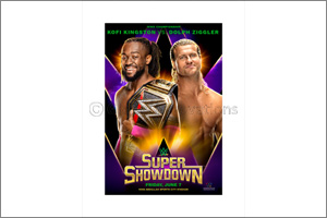 WWE Champion Kofi Kingston vs. Dolph Ziegler match announced
