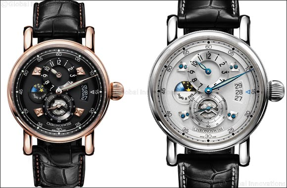 The New Flying Regulator Night and Day Limited Edition'