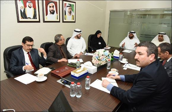 Algerian delegation visits Dubai Customs for more cooperation