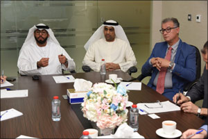 Algerian delegation visits Dubai Customs for more cooperation