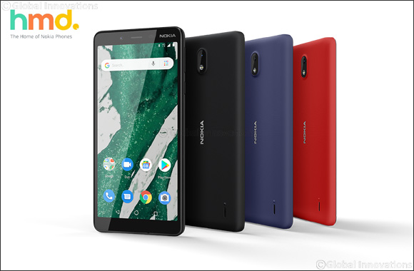 Celebrate a techtastic Eid Al Fitr with the unmatched range of Nokia phones