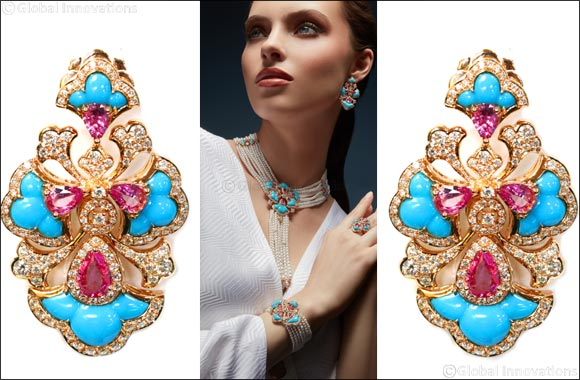 Exquisite Eid Looks by  La Marquise Jewellery