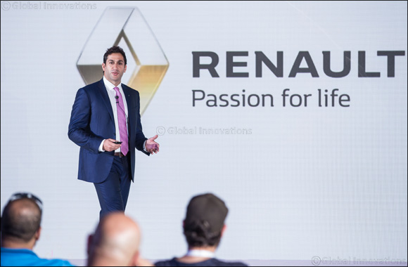 A Strong Q1 2019 Start for Renault Middle East