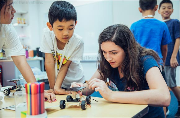 Ivy League inspired Summer Camp for Dubai Kids