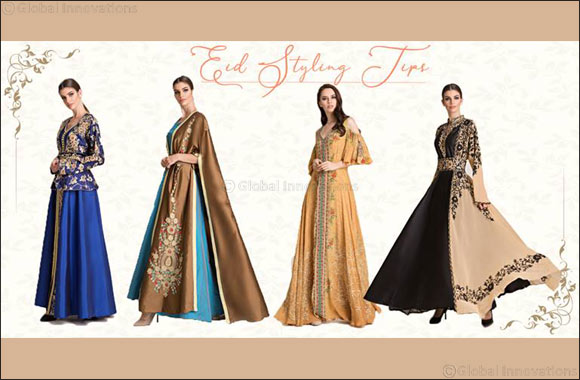 This Eid, be seen - stunning Abaya trends for upcoming festivities!