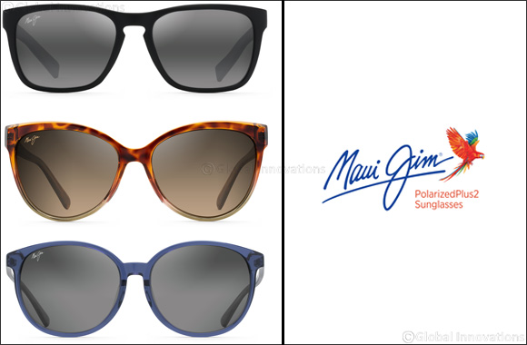 The perfect summer accessory: Maui Jim PolarizedPlus2® Sunglasses' top summer picks
