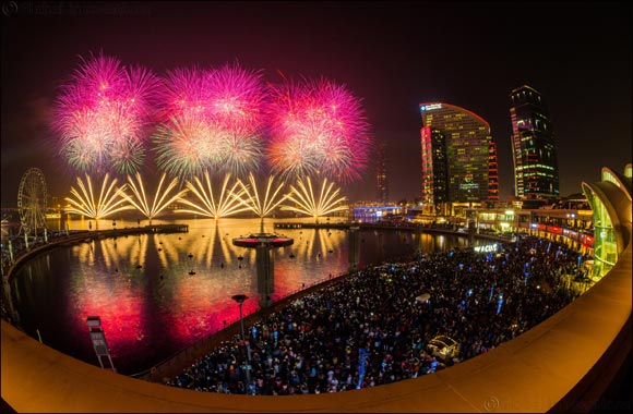 Enjoy Never Seen Before Synchronized Fireworks at Festival Bay this Eid