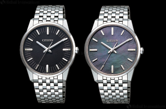 """CITIZEN introduces """"Caliber 0100"""" - New Eco-Drive watches featuring the world's most accurate time-keeping of within ±1 second per year"""