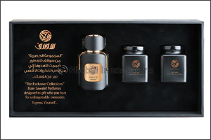 Bask in the aroma of Sawalef's sensational gift sets