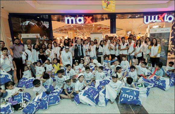 Aster Volunteers and Max make Eid special for 100 underprivileged children