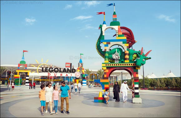Pay for a Day, Play all Summer Long: LEGOLAND® Dubai celebrates 90 Days of Summer