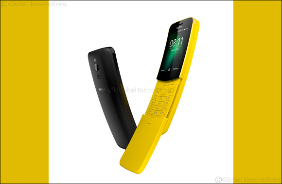 Nokia 8110 Welcomes WhatsApp to the Store in the UAE