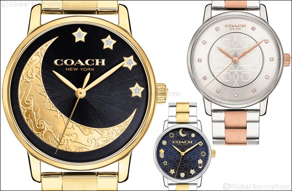 Coach presents grand Collection for Eid