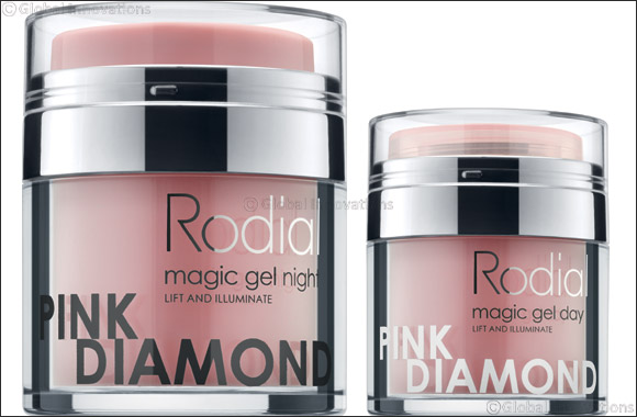 Step Up Your Skincare Game with Rodial's New Pink Diamond Magic Gels