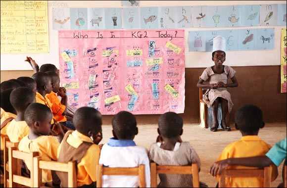 Dubai Cares supports 3-year teacher training program in Ghana to boost early childhood education