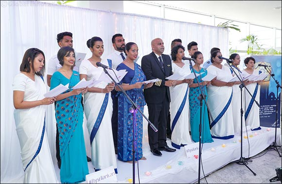 SriLankan Airlines treats passengers to a cultural feast at Colombo airport underlining determination to recover from slump