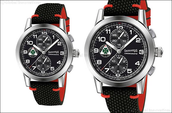 Eberhard & Co. Alfa Romeo Limited Edition