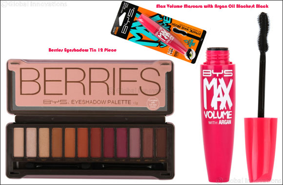 BYS COSMETICS Now in UAE