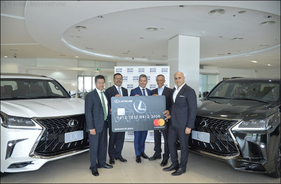 Al-Futtaim Lexus launches the innovative Rewards by Lexus Prepaid Card