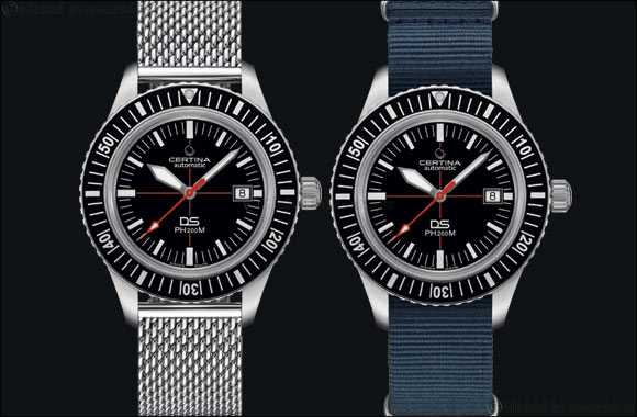 Certina DS PH200M collection'
