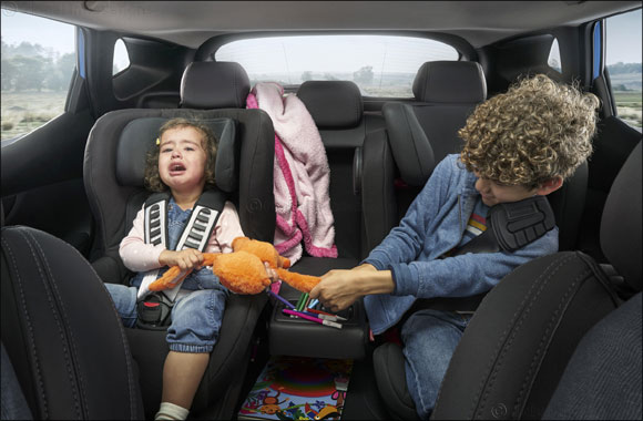 Backseat battles: kids driving their parents to distraction – and danger on the roads, Nissan reveals