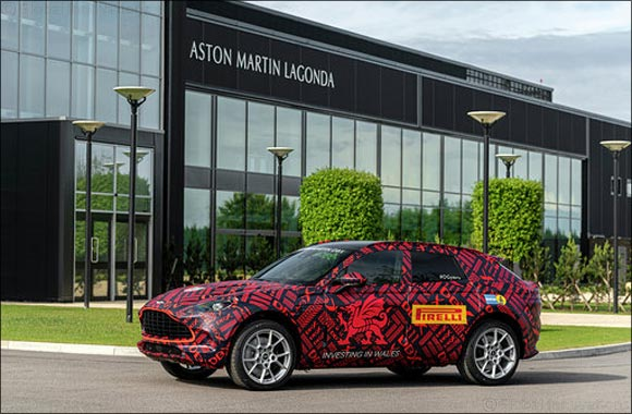 Aston Martin Produces First Cars at St Athan