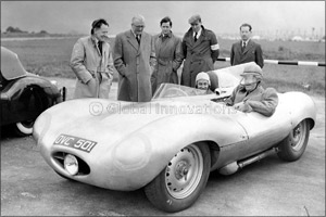 Britain's Greatest Test Driver, Norman Dewis Obe, Passes Away