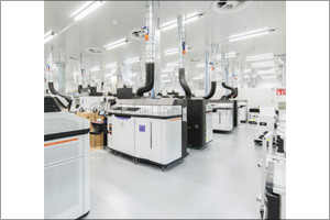 HP Opens New 150,000 Square Foot   3D Printing and Digital Manufacturing Center of Excellence'
