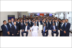 Mesrkanloo International Exchange signs an investor partnership agreement with Dubai Quality Group