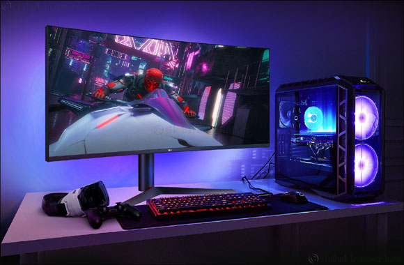 LG Unveils World's First One Millisecond Ips Gaming Monitor