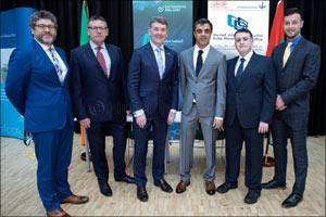 Dubai Maritime Cluster Office and the Irish Maritime Development Office Boost Maritime Collaboration