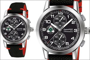 Eberhard & Co. Alfa Romeo Limited Edition'