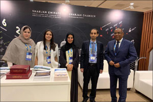 Sharjah Chamber Concludes its Participation in the World Chamber Congress in Brazil