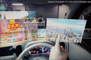 Nissan shares vision for future mobility at CES Asia 2019