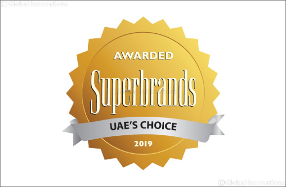 Vatika Awarded Superbrands Status in UAE 2019