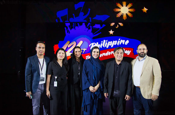 Dubai Parks and Resorts hosts Consul General of the Philippines in Dubai on the occasion of 121st Philippine Independence Day
