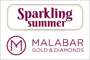 Assured Gold coins at Malabar Gold & Diamonds Sparkling Summer offers