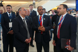 Successful participation for Dubai Customs in WCO IT/TI Conference & Exhibition in Azerbaijan