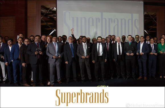 48 brands receive Superbrands recognition at Gala Event