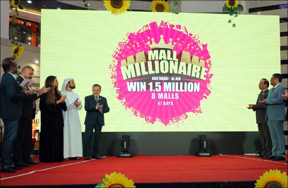Shopping fiesta and 'Mall Millionaire' promotion awaits residents for summer Retail Abu Dhabi (RAD) sales